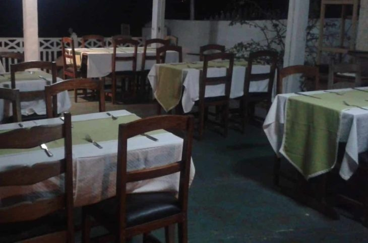 Restaurant Thi Lan extérieur