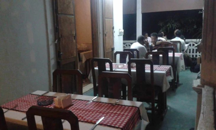 Restaurant Thi Lan Terrasse
