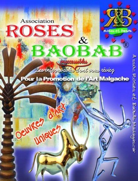 Roses et baobab association