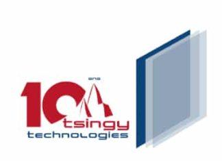 Tsingytech, création site web