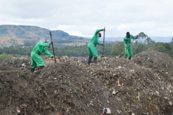 Fakofia, programme de traitement des déchets