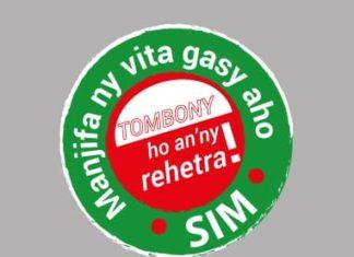Le nouveau slogan du SIM