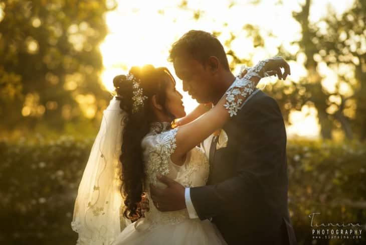 Tianaina, Photographie de mariage