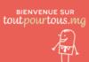 Logo Toutpourtous, petites annonces à Madagascar