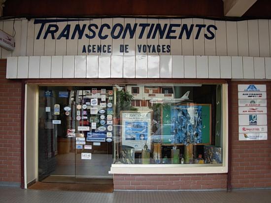 Transcontinents, agence de voyages Madagascar