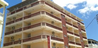 Anjary Hôtel à Majunga