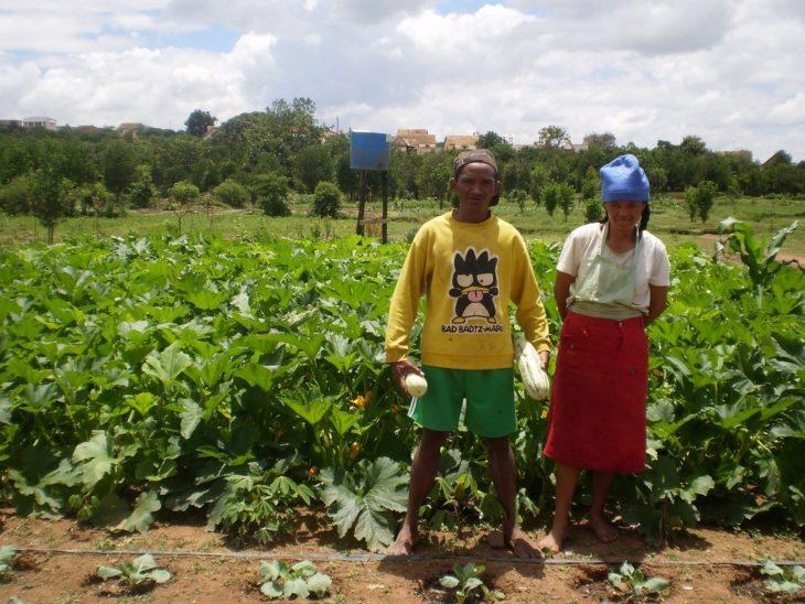 Aide aux communautés paysannes par AVSF