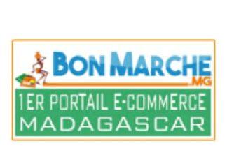 Logo Bonmarche.mg