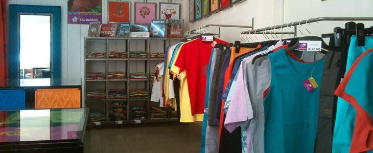 Boutique Carambole à Antsirabe