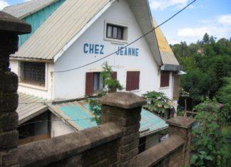 Chez Jeanne à Ivato
