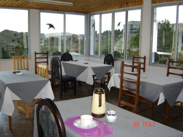 Salle de restaurant de Chez Jeanne