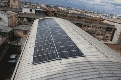 EGEDEC Panneaux photovoltaïques