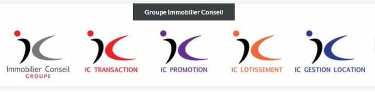 Les5 filiales du Groupe Immobilier Conseil Madagascar