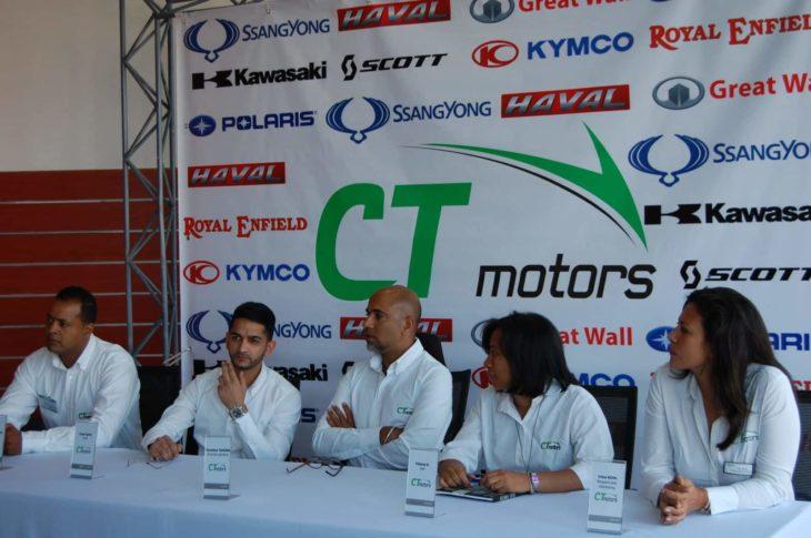 Haval conférence de presse CT Motors
