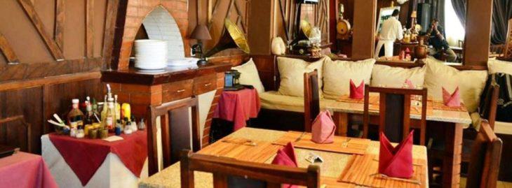 Cafe Restaurant Le Caoulet
