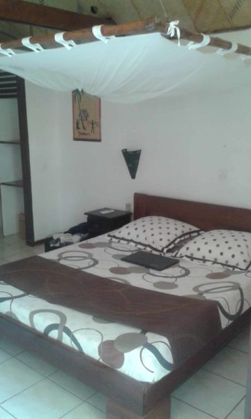 Hôtel Tropicana chambre bungalows