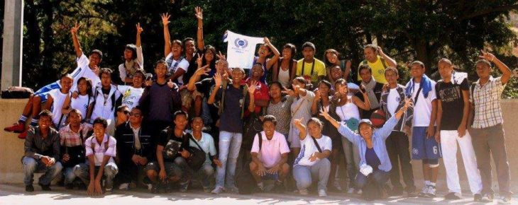 Étudiants IEP Madagascar