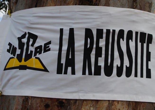 Slogan de l'INSCAE