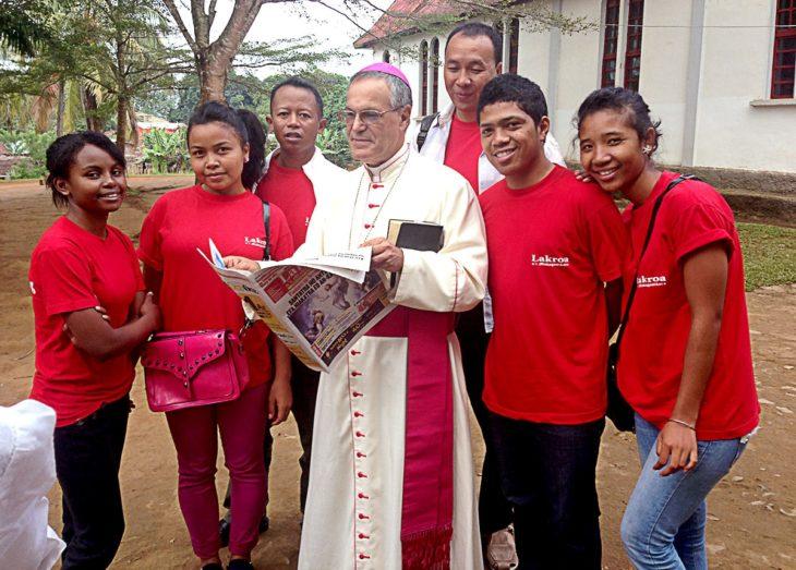 Actualités religieuses, avec Lakroan'i Madagasikara