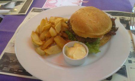 Le B Hamburger