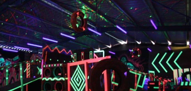 Laser Game au parc Le Chat'O
