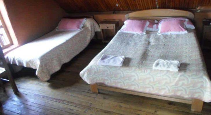 Le Karthala chambre