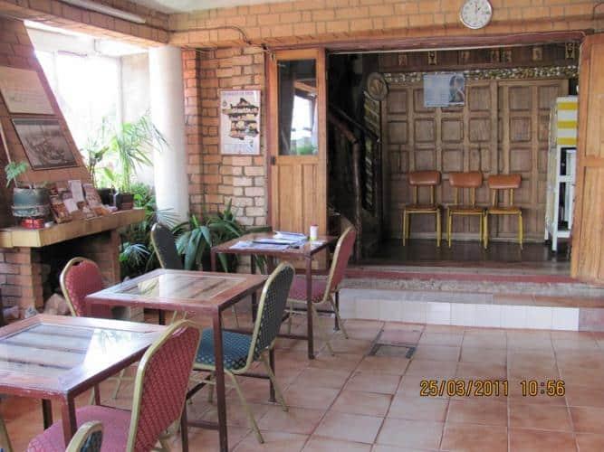 Le Karthala Salle de restaurant