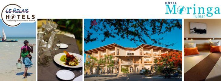 Le Relais Madagascar L'Hôtel Moringa, à Tuléar