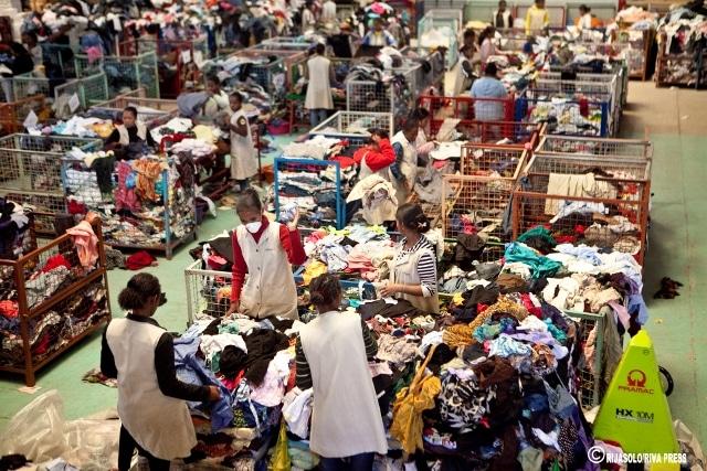 Le Relais Madagascar centre de tri Taratra
