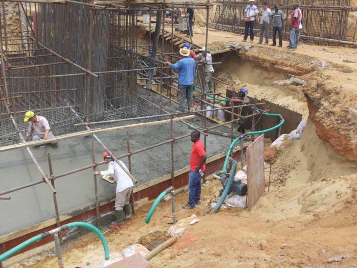 LNTPB Étude des sols et fondations