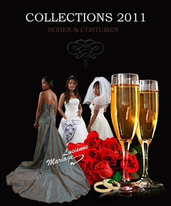 Collection 2011 Lucienne Mariage
