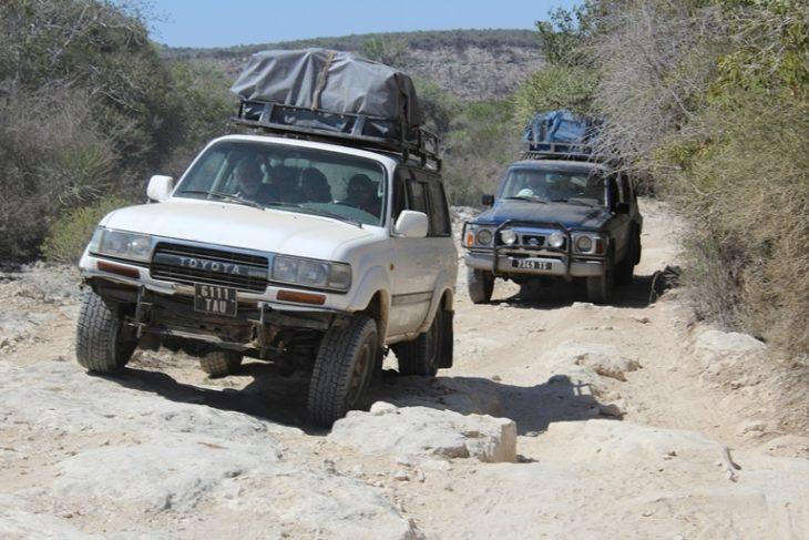 Madagascar Touring Location de véhicules