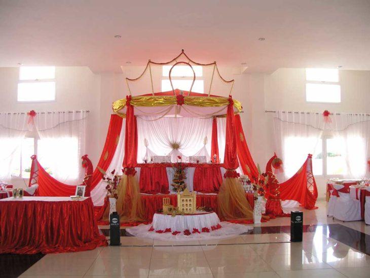 Réception de mariage à l'Espace A&C Ivato