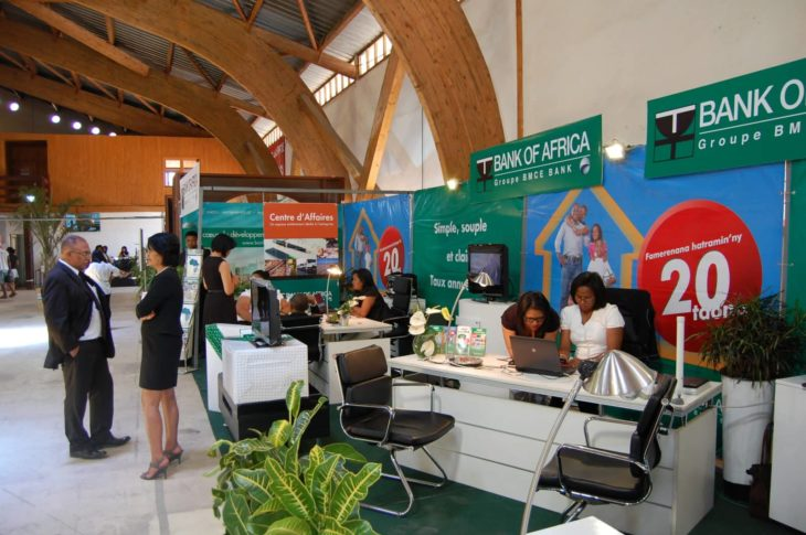 Stand de la BOA au Salon International de l'Habitat 2016