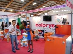 Colorys : peinture, lasure,... au Salon International de l'Habitat 2016