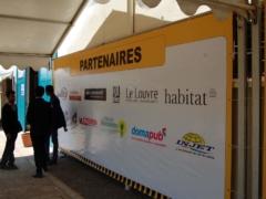 Partenaires du Salon International de l'Habitat 2016
