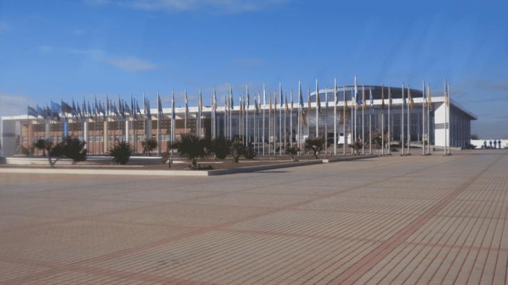 Le CCI Ivato, où se déroulent actuellement les réunions du Sommet du Comesa 2016