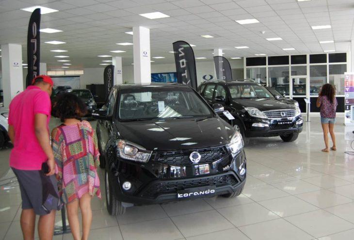 SSangYong Korando CT Motors