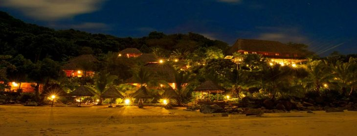 Tsara Komba Lodge nuit