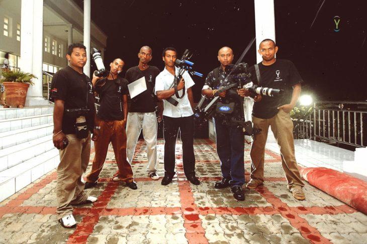Équipe d'Ymagoo vidéo