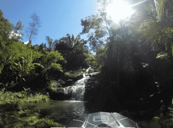 Piste des cascades par Rent501