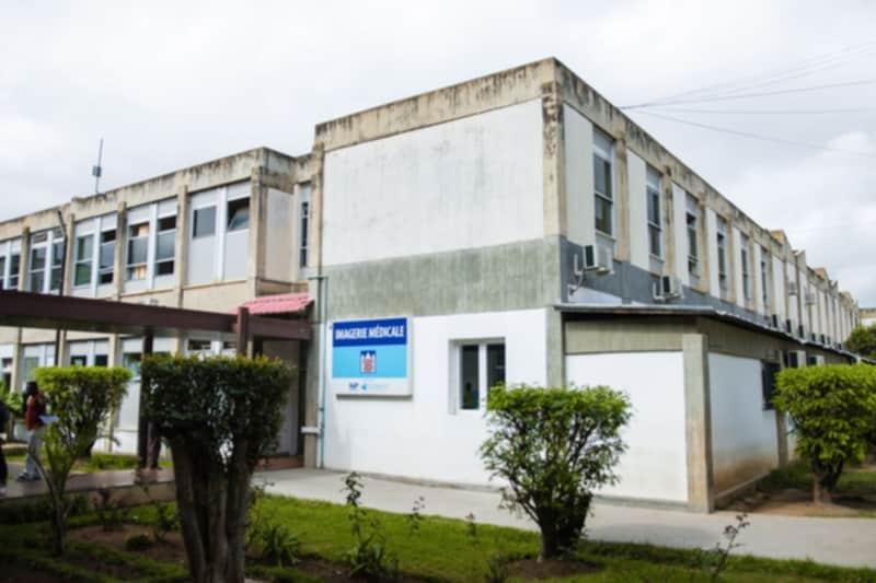 Bâtiment du Centre Imagerie Médicale