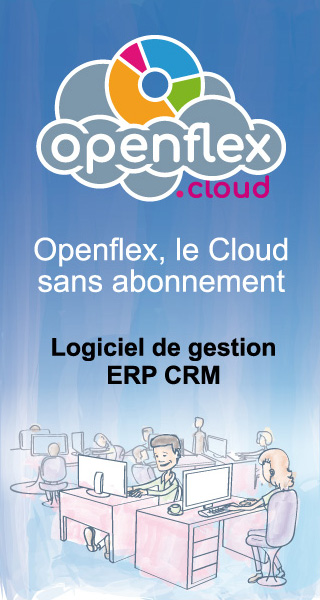 Openflex, le Cloud sans abonnement