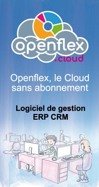 Openflex, le Cloud sans abonnement