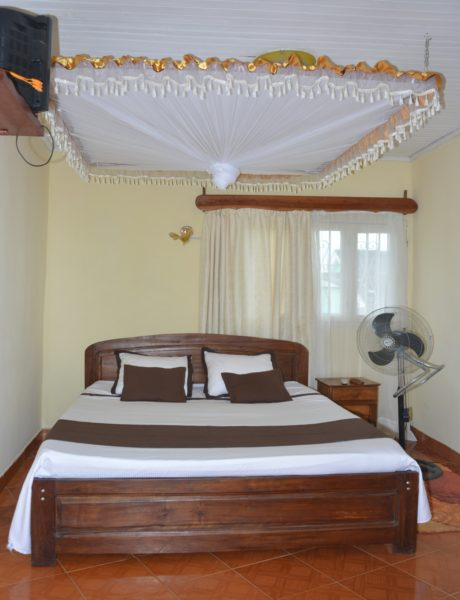 Chambre double de Luca's Hôtel Moramanga