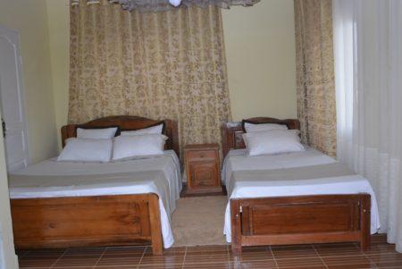 Chambre familiale de Luca's Hôtel Moramanga