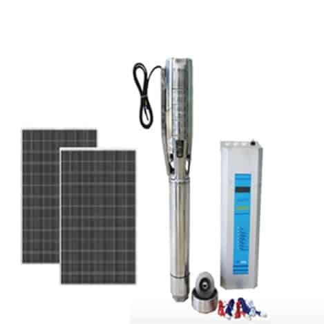 Pompe solaire disponible chez ABC Madagascar
