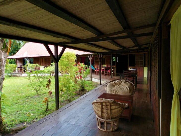 Villa en location à Sainte Marie